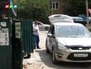 Коммунальщики Симферополя следят за порядком на контейнерных площадках