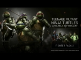 Official Injustice™2 - Teenage Mutant Ninja Turtles Gameplay Reveal Trailer_Full-HD