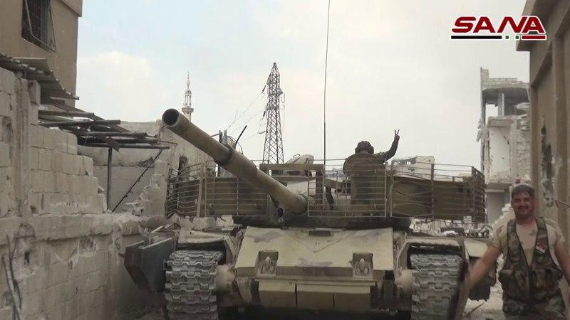 Армия врывается в дубы террористов и находит фабрику по производству СВУ в Черном Камне