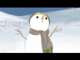 Liam Gallagher The Very Hot Snowman advert