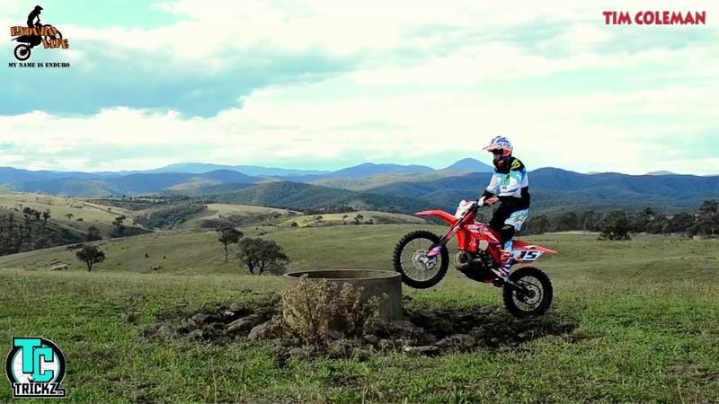 Tim Coleman 3 || Hard Enduro Rider || Impossible Skills and Technique ✔