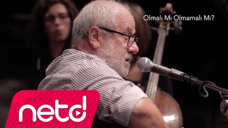 Bülent Ortaçgil - Olmalı mı Olmamalı mı (Live)