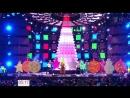 Ночной концерт на Красной площади Выпуск от 01.01 2018, Тв-Шоу, концерт