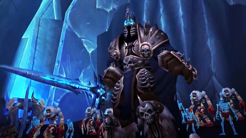 3.0 Wrath of the Lich King. Врата гнева