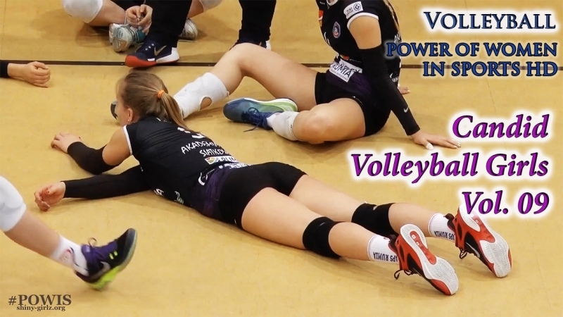 Beauty in Sports Volleyball Vol. 09