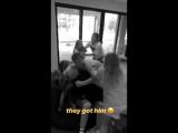 Хейли Болдуин в Instagram (18 июля )