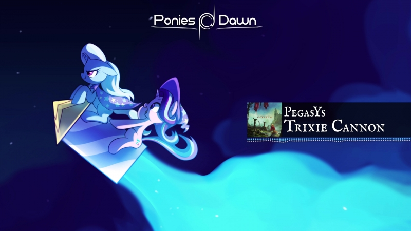 PegasYs - Trixie Cannon [Neurofunk⁄Trap]