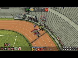 Hooligansgame. Russia vs Bulgaria 07/07/2018