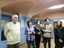 Художник Михаил Кузнецов Казанский Встреча 23 01 2018 ч 4