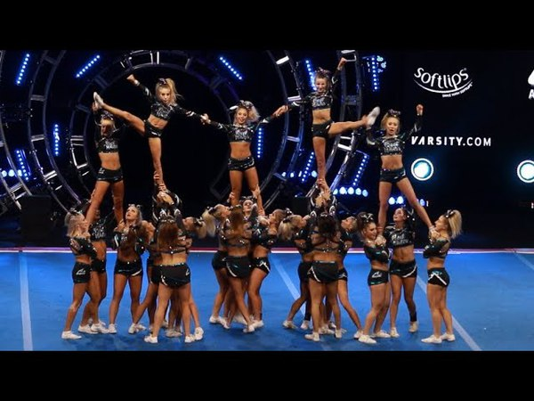 Cheer Sport Great White Sharks NCA 2018 Day 1