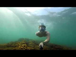 Freediving - Sitges, Spain