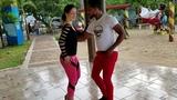 Juan Pablo &amp Cristina - Antony santos - me enamore - Las Terrenas RD.