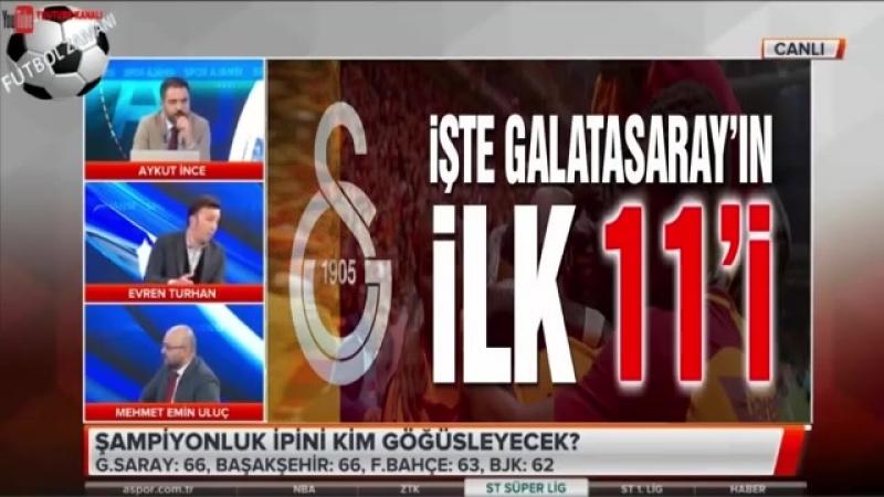 Fatih Terim Galatasarayda Neyi Değiştirdi Evren Turhan Yorumları