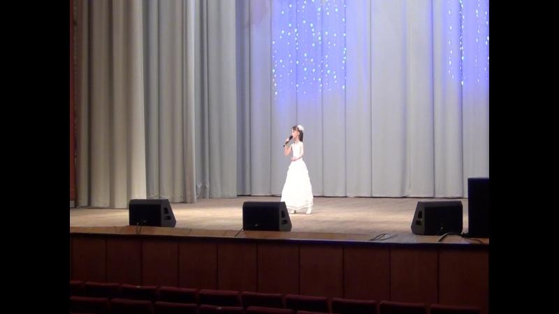 Юный вокалист 2018, Солонченко Анна ,7 лет - Дипломант 1 степени