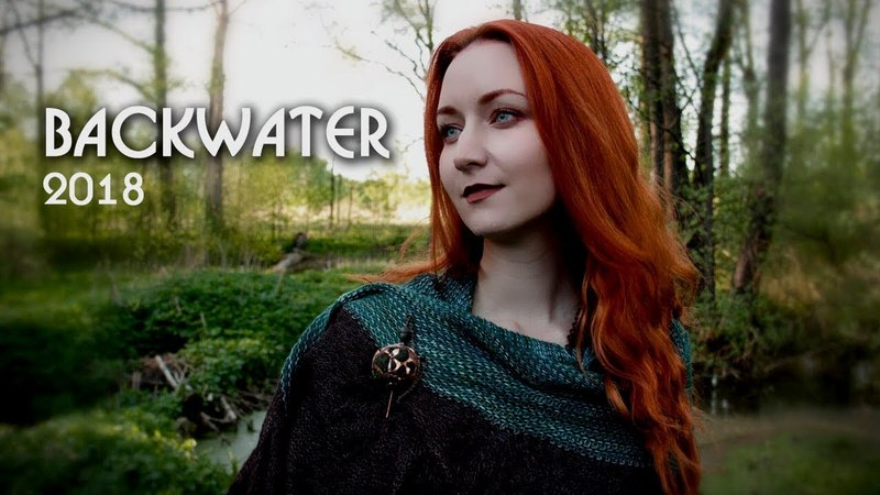 Backwater - shawls and brooches collection. Заводь - коллекция Дарьи Зуевы и Яны Каралуни