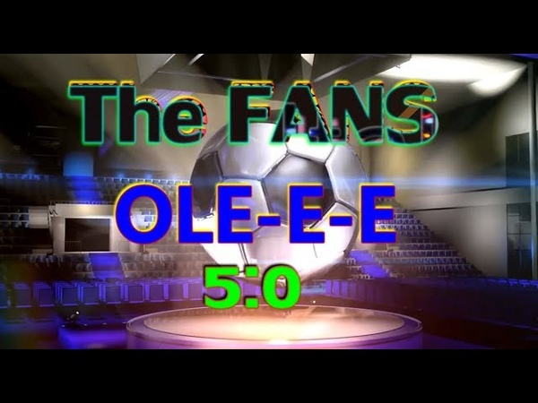 The Fans - Ole Ole Ole (The name of the game) Maxi Vers. (50)