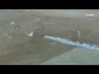 Боевики ХТаШ гоняются за боевиками ИГ