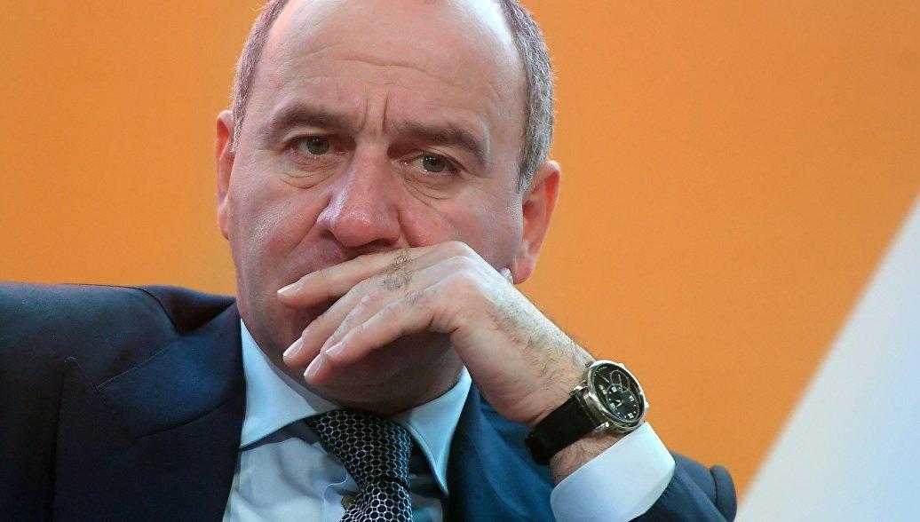Рашид Темрезов не вошел в число влиятельных глав регионов РФ