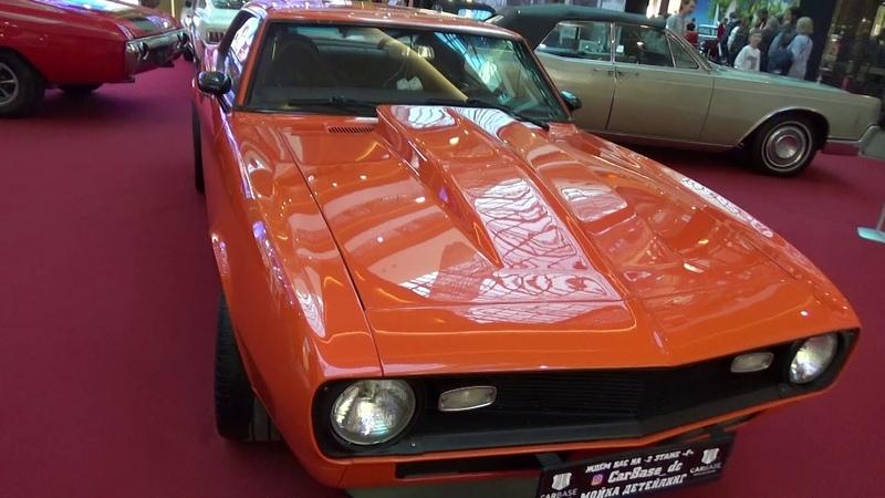 RETRO AUTO SHOW SPB выставка ретро автомобилей часть 2