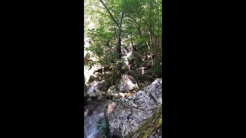 К водопаду Су-Уч-Хан