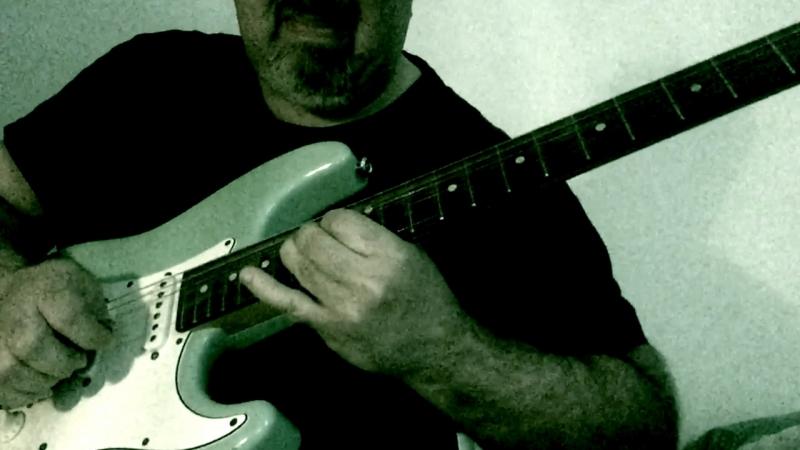 La Mia Donna - Dodi Battaglia - guitar solo