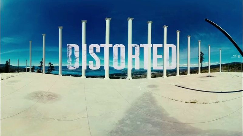 DISTORTED REALITY (Official Trailer) Virtual Reality stereo 3D