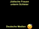 Jüdische Frauen unterm Schleier(Burka)🤔 Da trauen sich aber die Deutschen Medien nicht einmal Pieps zu machen