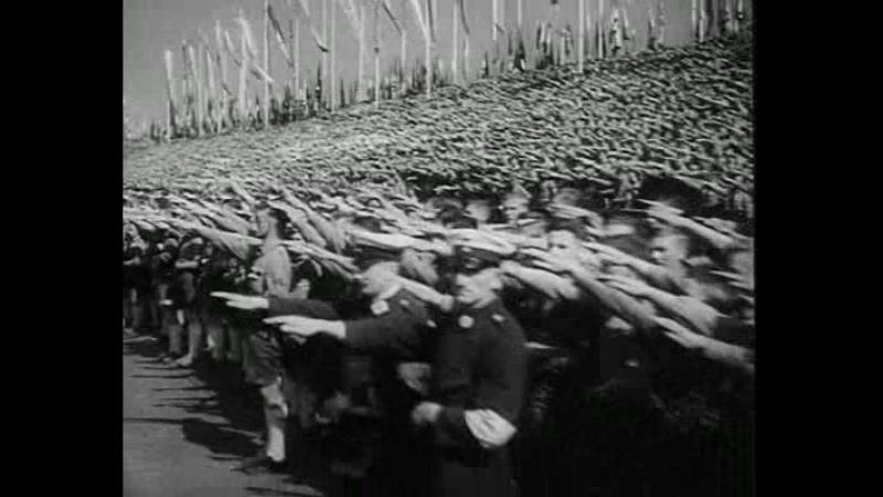 Leni Riefenstahl - Triumph Of The Will