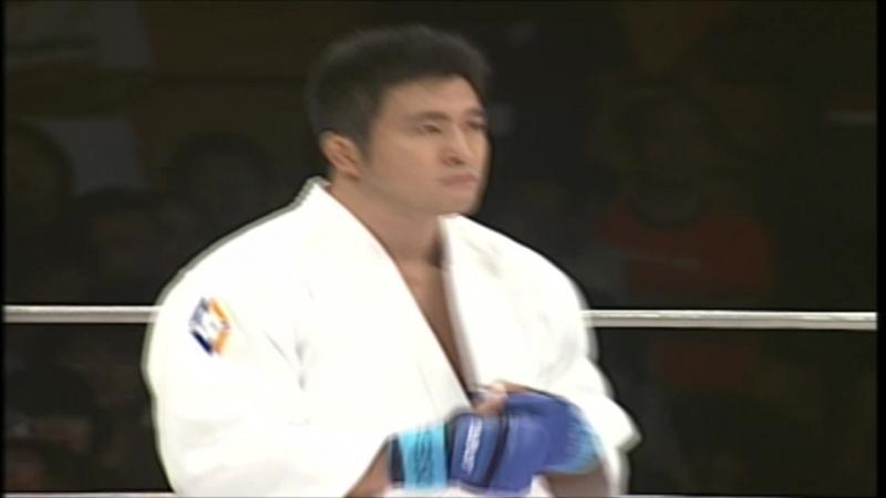 Mirko Filipovic vs. Shungo Ohyama [Pride - Bushido 4]
