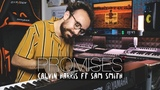 PROMISES - Calvin Harris &amp Sam Smith (Piano Cover) Costantino Carrara
