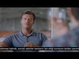 Kıvanç Tatlıtuğ/ Kıvanc Tatlıtug - Akbank Reklam Filmi 2015