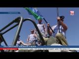 По всему Крыму _крылатая пехота_ отмечает свой профессиональный праздник с размахом