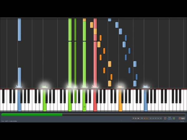 Homestuck: Rex Duodecim Angelus - Synthesia