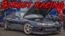 20 Mins of INSANE Street Racing! - Street Bike and Car Compilation