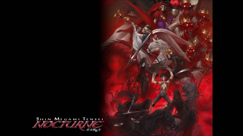 Normal Battle ~FULL~ALL SOLOS~ Shin Megami Tensei III Nocturne Lucifer's Call OST HQ