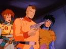 Космические спасатели лейтенанта Марша (1 сезон 12 серия из 13)