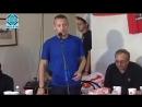 Ретро Территория - 1999 год. Встреча команды Спартак с болельщиками в ресторане Макдоналдс.