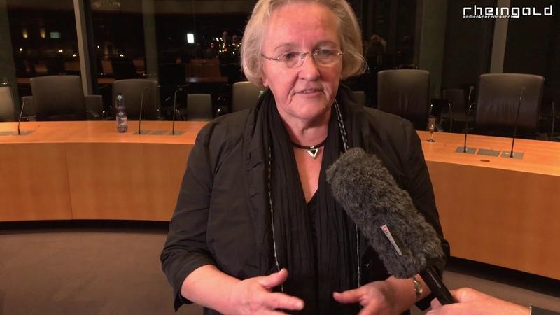 Interview mit Frau Barbe (CDU, ehem. MdB) über Merkelsche Rechtsbrüche