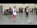 Комбинация Plie на середине для новичков - Ольга Горобчук