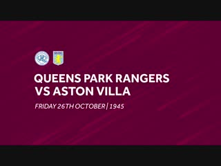 QPR vs. Aston Villa _ Extended highlights