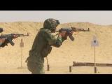 Практические стрельбы в составе взвода в рамках учения «Защитники дружбы»
