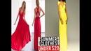 Women Bandage Maxi Dress Red Beach Long Dress 2018 Latest Stylish Long Dress
