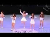 Кореянки прикольно танцуют под русскую песню