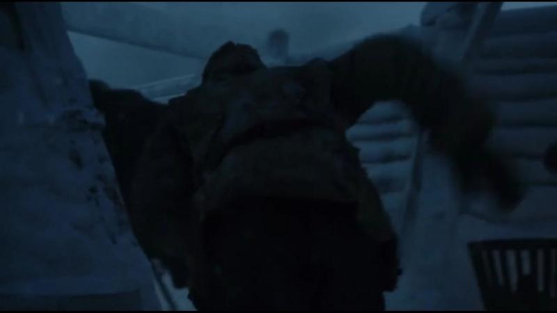 Игра престолов. Король Ночи разрушил стену.Белые ходоки вошли в Вестерос