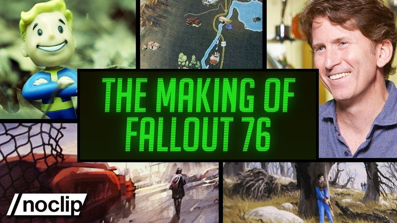 The Making of Fallout 76 - Noclip Documentary
