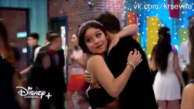 «Soy Luna 2» — момент из 51 серии. Хулиана объявляет победителей конкурса от «Vidia».
