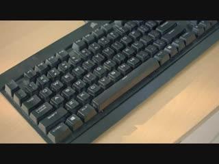 Keytron - An ultra-slim Wireless Mechanical Keyboard