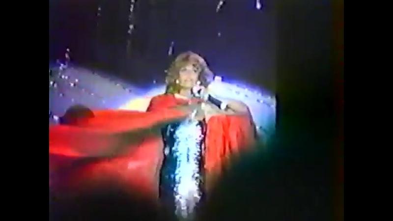 Dalida - Medley Barclay Cape Rouge ♠ Vincennes 9 octobre 1983