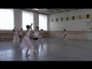 Экзамен по Историко бытовому танцу 1 5 класс
