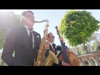 Джаз группа, джазовый бэнд, джаз кавер группа playtime, джазовая группа, инструментальная группа